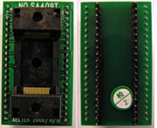 Xeltek TSOP40/D40 Socket Adapter