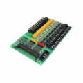 TB-16P8R/24 - Termination Board with 16-CH Isolated DI & 8-CH Relay Outputs