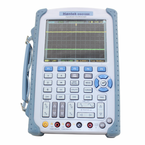 Amp On An Oscilloscope : Hantek mhz hand held scopemeter w oscilloscope