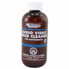 Audio/Video Head Cleaner - 8.8 oz. Liquid