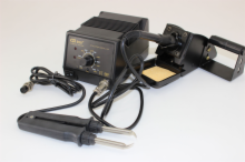 SMD Soldering Station with Tweezers