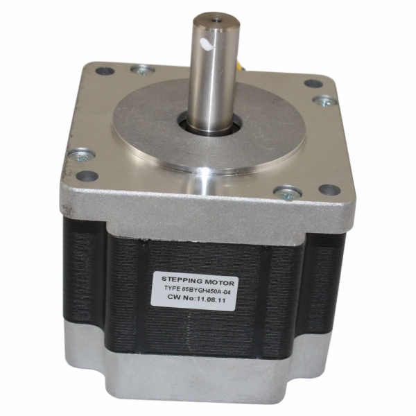Nema 34 stepper motor 11 8 kg cm 6 wire for Nema design b motor