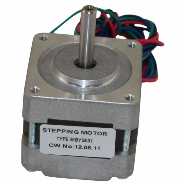 Nema 16 stepper motor 1 8 kg cm 4 wire for Nema design b motor