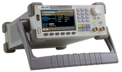 Siglent test equipment